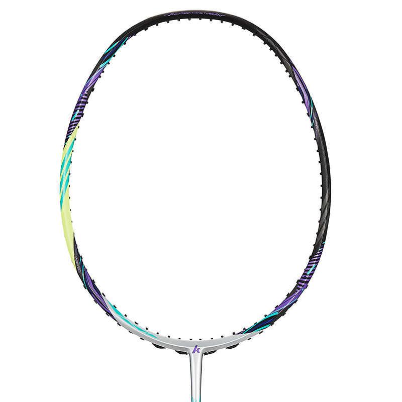 100% Original Kawasaki X160 Full Carbon Badminton Racket Raquette Badminton With Gift