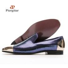 Hommes mocassins classique design de mode style hommes plat chaussures nouvelles chaussures de mariage à la main et de partie US taille 6-14