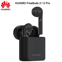 New HUAWEI FreeBuds 2 FreeBuds 2 Pro Bluetooth 5.0 Wireless Earphone with Mic Music Touch Waterproof Headset Handfree Dynamic