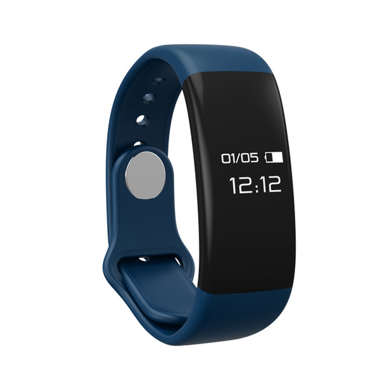 Smart Bracelet Bluetooth Wristband Heart Rate Monitor Fitness Tracker Anti Lost for IOS Android Xaiomi PK mi Fit Band fitbits