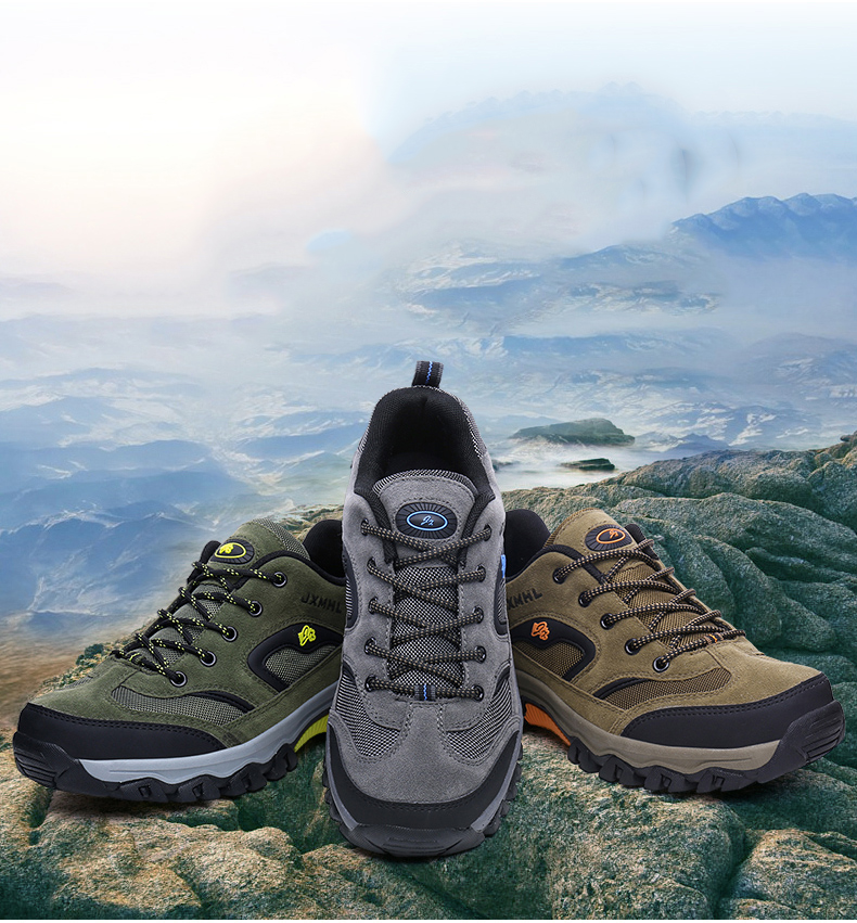 HTB1FV5CaLWG3KVjSZFgq6zTspXaa VESONAL 2019 New Autumn Winter Sneakers Men Shoes Casual Outdoor Hiking Comfortable Mesh Breathable Male Footwear Non-slip