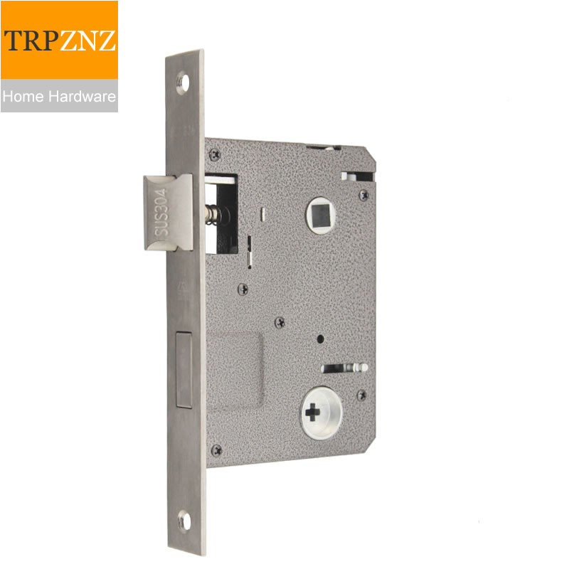 55*72, Fake Mortise Lock Body, 304 Stainless Steel, Friction, Lift, Anti-lock, Door, Lock Core Fittings
