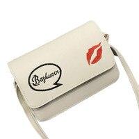 2017 NEW Women Fashion Messenger Crossbody Shoulder Bags Handbag Small Body Bags Female High Grade Bolsa Wholesale A8