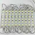 20 PCS 5050 SMD 6 LEDs módulo LED Pure White lâmpada publicidade luz DC 12 V para letras do sinal à prova d ' água
