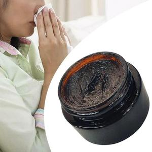 Image 3 - Portable Rhinitis Sinusitis Cream Relieve Itching Sneezing Nasal Congestion 20g