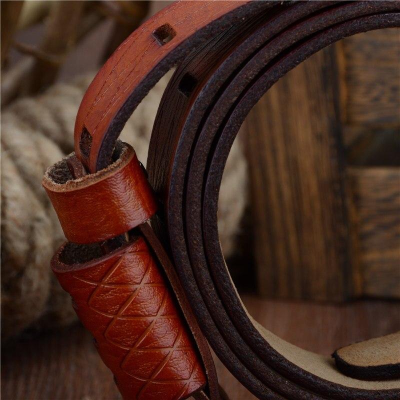 Men's Genuine Leather Belt 4