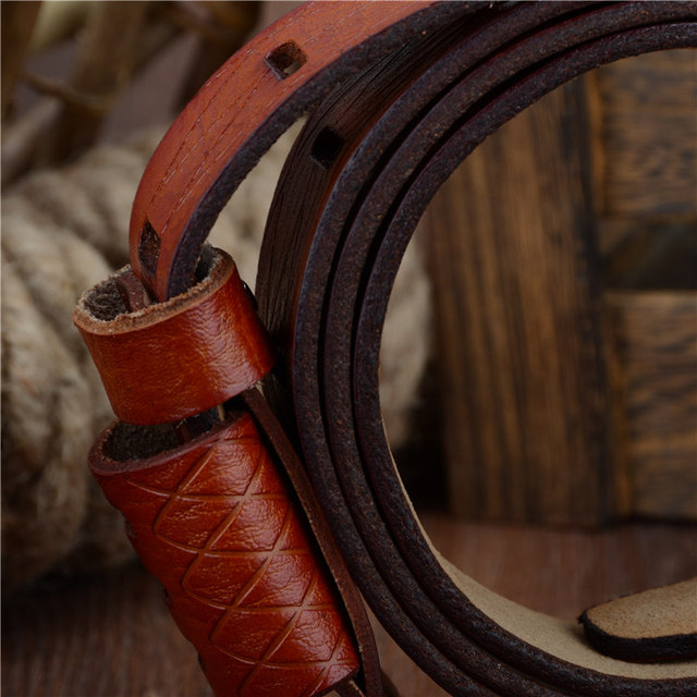 COWATHER 2018 QUALITY cow genuine luxury leather men belts for men
