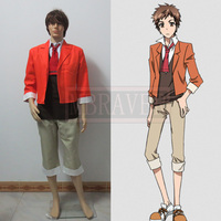 Servamp Mahiru Shirota Cosplay Costume
