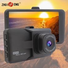 цены Zhuiheng Fulll HD 1080P dash cam car Rear View Camera dvr dash cam recorder dashcam reverse camera dvrs video recorder car dvr