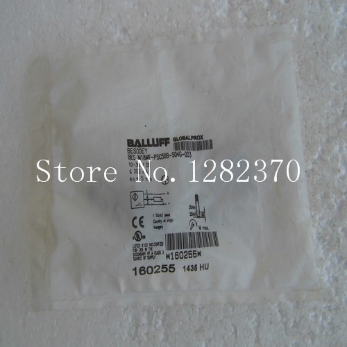 [SA] New BALLUFF sensor BES M18ME-PSC50B-S04G-003 spot --2PCS/LOT 4pcs new for ball uff bes m18mg noc80b s04g