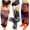2013 Nova Marca de moda Estilo Coreano Harem Dança Hip Hop calças Moletom Trajes femininos calça casual