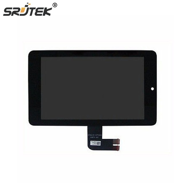 Srjtek 7 Inch For Asus MemoPad HD7 ME173 ME173X K00B (Innolux Version) LCD Display+Touch Screen Digitizer Assembly