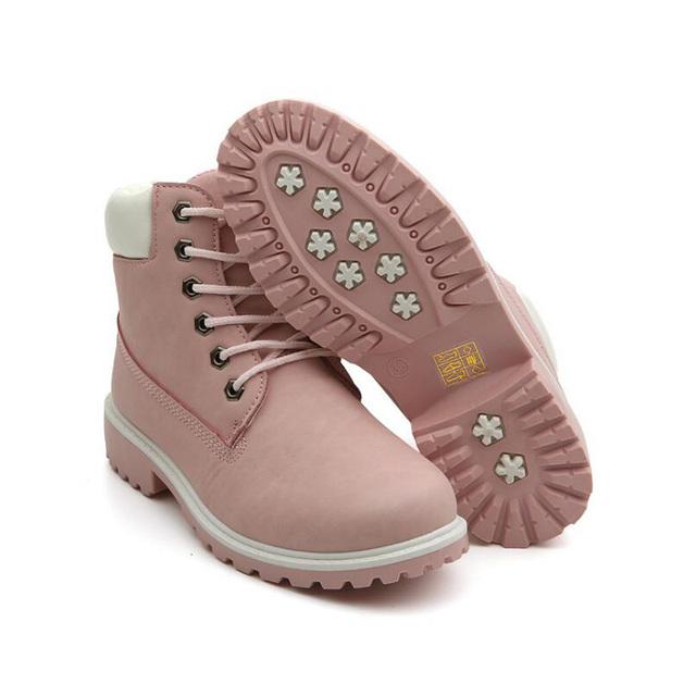 Women's Early Autumn Winter Flat Heel Shoes