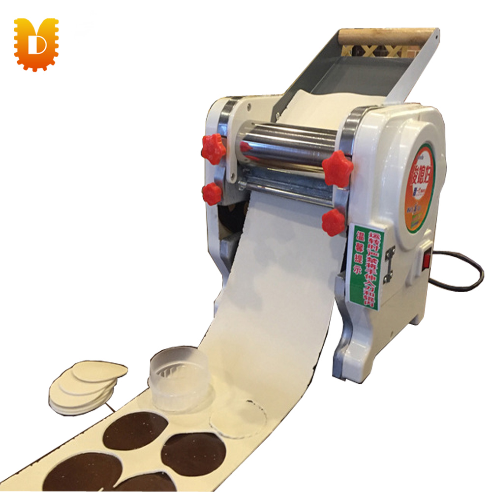 Stainless steel Electric Noodles Making Machine/Also Can Make Dumplings Wonto Skin 3d can canada make peace