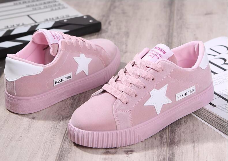 Fashion Women Shoes Women Casual Shoes Comfortable Damping Eva Soles Platform Shoes For All Season Hot Selling 4
