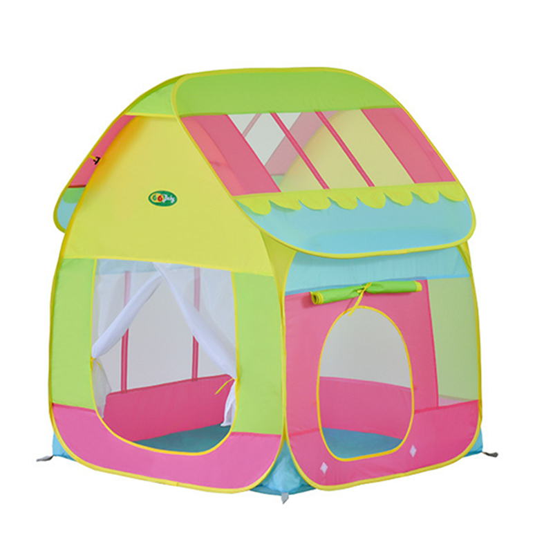House For Children Ball For Pool Outdoor Play Game Tents High Quality Kids Toys Tent