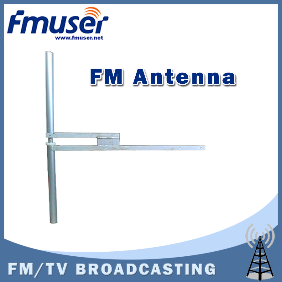 Free shipping FMUSER FU-DV2 New FM Dipole Antenna Broadband Omni Directional 2dB Gain FM Antenna for 1kw FM transmitter free shipping fmuser fu 30c new 30w fm transmitter 0 30w adjustable for fm radio station 1 2 wave dipole antenna kit