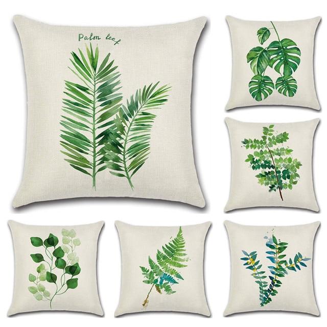 Botanical Cushion Covers 2