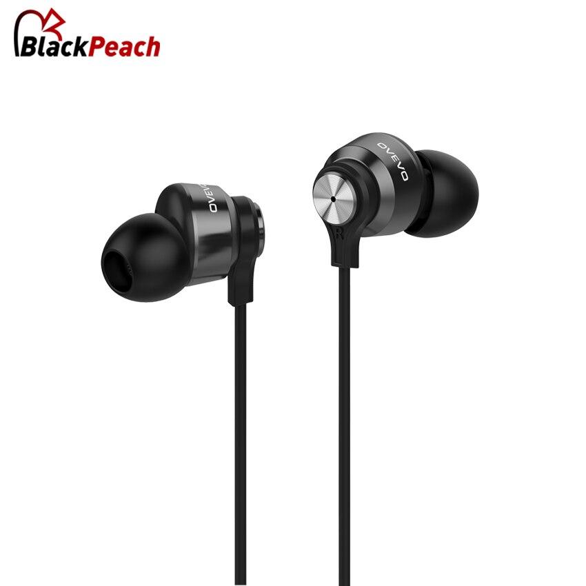 bilder für Original OVEVO S10 hohe qualität Stereo In-ear-ohrhörer Linie Kontrollieren Mikrofon Noise Cancelling Bass Headset für MP3, Smartphone