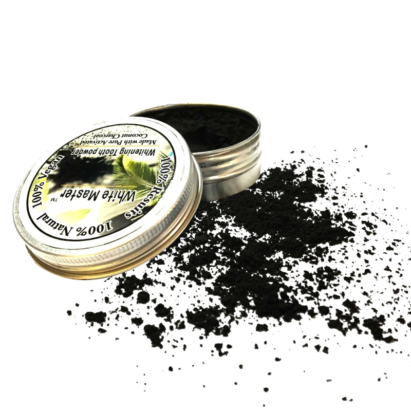 Bambus Charcoal All-Purpose Tænder Whitening The Black Tandpasta Tand Whitening Oral Care