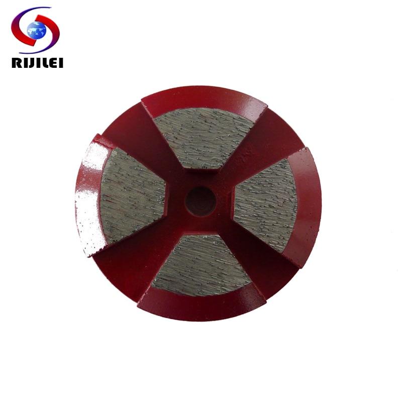RIJILEI 15 PCS 80mm fém gyémánt csiszolókorong-kerék 3 - Elektromos kéziszerszámok - Fénykép 4