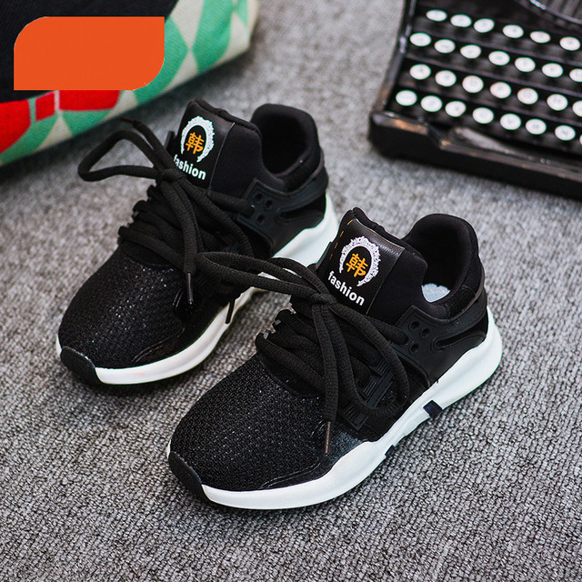 Kids Sport Shoes Boys Girl Shoes Running Shoes Basketball Shoe Children Sneakers Spring Autumn Winter With Or Without Fleece