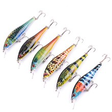 6pcs 11.5g 9.5cm Fishing Lures Minnow Jerkbait Hard Bait Fishing Lure Crankbaits China Sea Fish Supplies