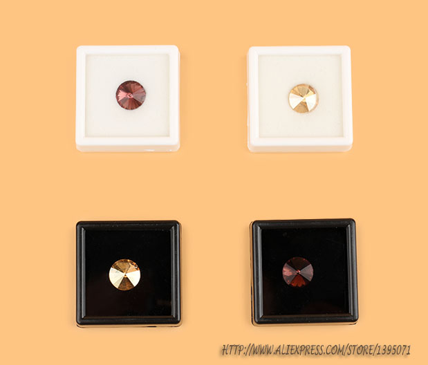 High Quality 3 3cm Gem Packaging Box Diamond Storage Box