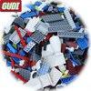 GUDI 1kg Weight Random Send Building Blocks City DIY Creative Bricks Educational Toys For Children Compatible