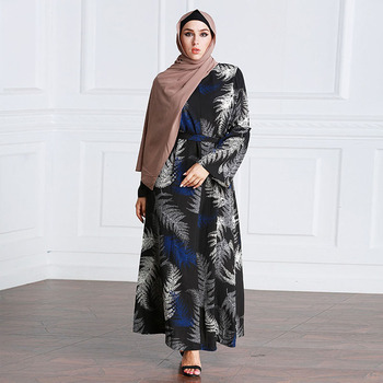 Eid Abaya Kaftan Dubai Arabic Turkey Muslim Fashion Hijab Dress Abayas For Women Qatar Ramadan