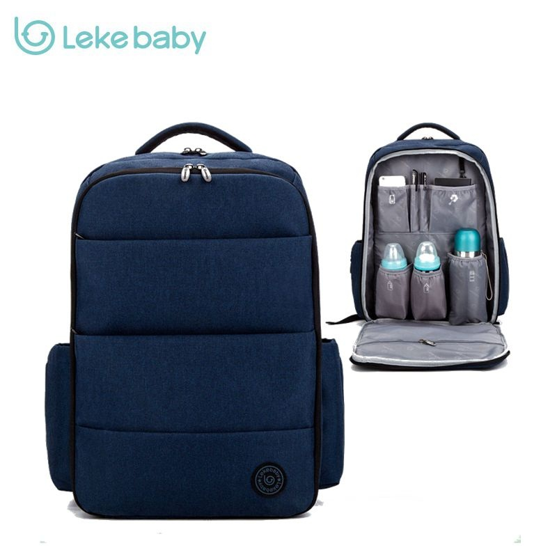 Lekebaby baby travel stroller nappy mummy maternity diapering diaper tote bag backpack for moms daddy baby bags mochila maternal
