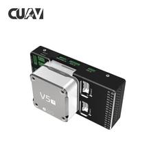 CUAV V5 + טייס אוטומטי טיסה בקר בסיס על FMU V5 פתוח מקור חומרה עבור FPV RC מזלט Quadcopter מסוק Pixhawk