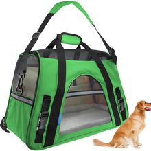 High Quality Pet safety car dog bag Portable backpack for pets Breathable warm carry Dog Bag Pet cushion package Free Shipping