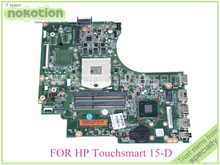 laptop motherboard for hp 15-D 747262-501 HM76 GMA HD4000 DDR3
