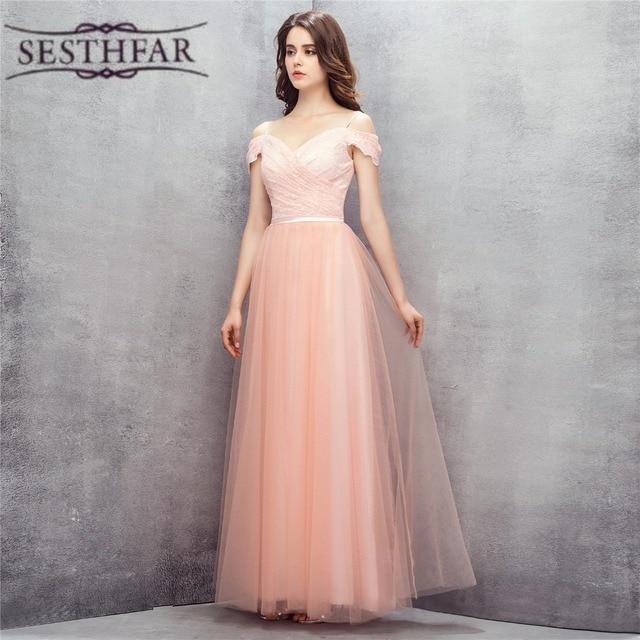 Hermoso Bebé de Color Rosa Vestidos de dama de Honor Con Encanto ...