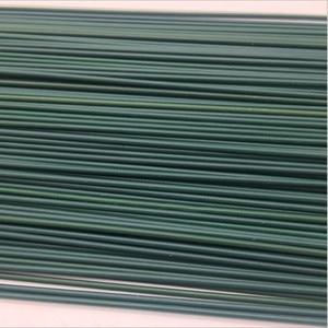 Image 4 - 2Mm 40Cm Papier Bedekt Kunstmatige Takken Takjes Ijzerdraad Voor Nylon Bloem Accessoire Zijde Bloem Materiaal Bouquet Craft decor