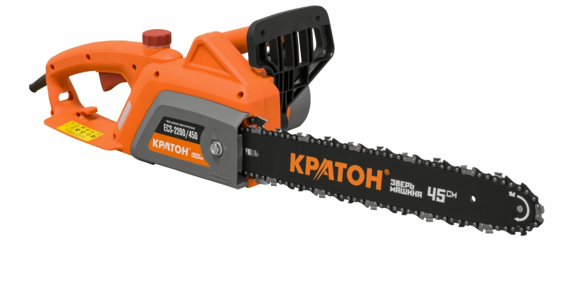 Electric chain saw Kraton Animal Machine ECS-2200/450
