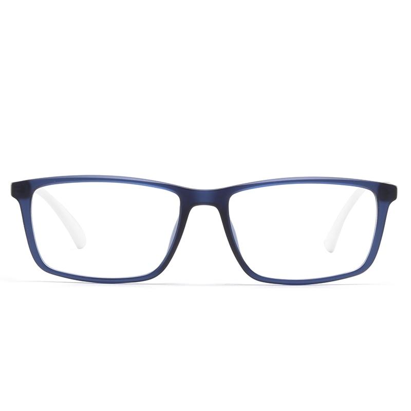 9259e79a763f36 Beste Koop TR90 Man Bril Brilmontuur Clear Retro Mode Optische ...