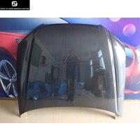 W204 C300 AMG style Carbon Fiber Fiber Engine Hoods Auto Car Bonnet For Mercedes Benz W204 C200 08 11