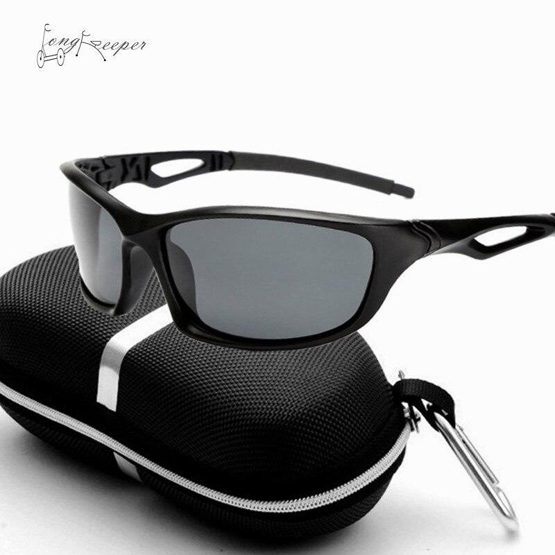 Prix pour LongKeeper Qualité Polarisées lunettes de Soleil pour Le Vélo 2017 Nouveau En Plein Air à Vélo Lunettes De Sport Lunettes de Soleil Eyewares pour Hommes Femmes