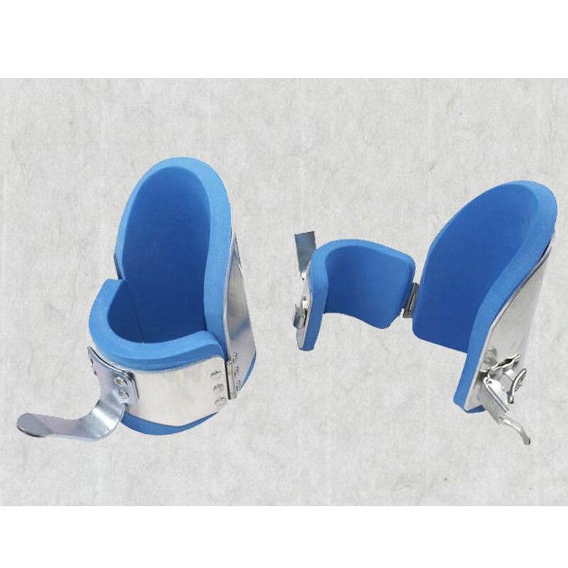 Top qualité en alliage d'aluminium menton Up système Inversion bottes raccrocher bottes Anti gravité bottes Hotting Gym gravité bottes