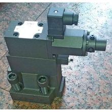 Электромагнитный пропорциональный пилотный предохранительный клапан одиночный электро-гидравлический регулирующий клапан для машины впрыска EBG-06-C EBG-06-H