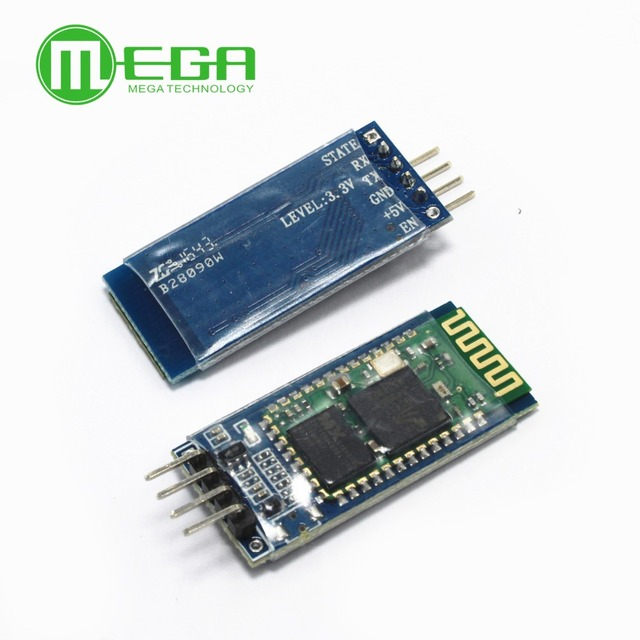 Original HC-06 HC06 JY-MCU BT BOARD V1.05 4pin Bluetooth serial pass-through wireless serial communication module Good quality