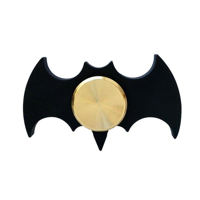 2017 Top Fidget Spinner Vinger Batman Spinner Metalen Spinner Hand