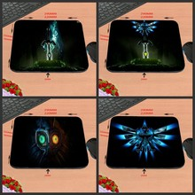 2017 Print New Arrival New Arrival The Legend of Zelda Eagles Logos Triforce Sword Triforce Customized Mouse Pad Computer Noteb
