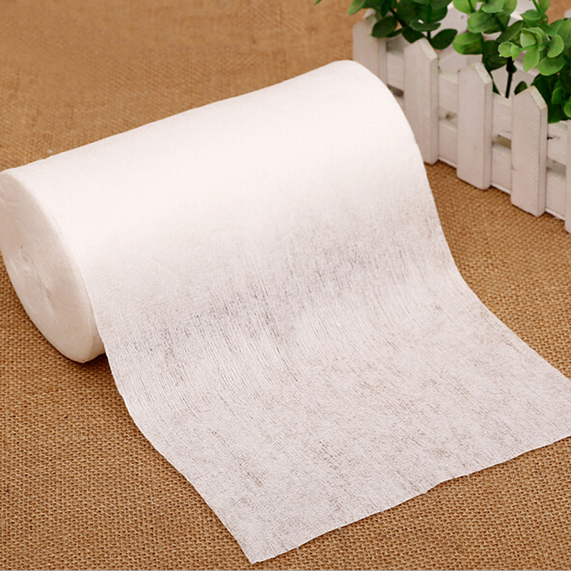 100 Sheets/ Roll Dispossable Bamboo Flushable Liner For Baby Diapers Biodegradable Cloth Diaper Cover Absorbent Baby Nappies