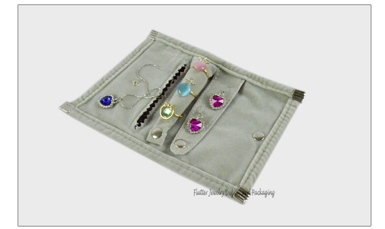 jewelry roll bag - Jewelry Roll