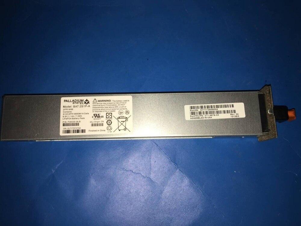 ORIGINAL 371-4676 02 6180 unité de sauvegarde de batterie pour StorageTek 6140, 6180 P36539-06-A livraison gratuite
