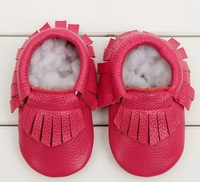 Hakiki Deri Yumuşak Sole Bebek Walker Ayakkabı Erkek Kız El Yapımı Fringe Sapatos Bebek Moccasins Firstwalker Ayakkabı Unisex TX73