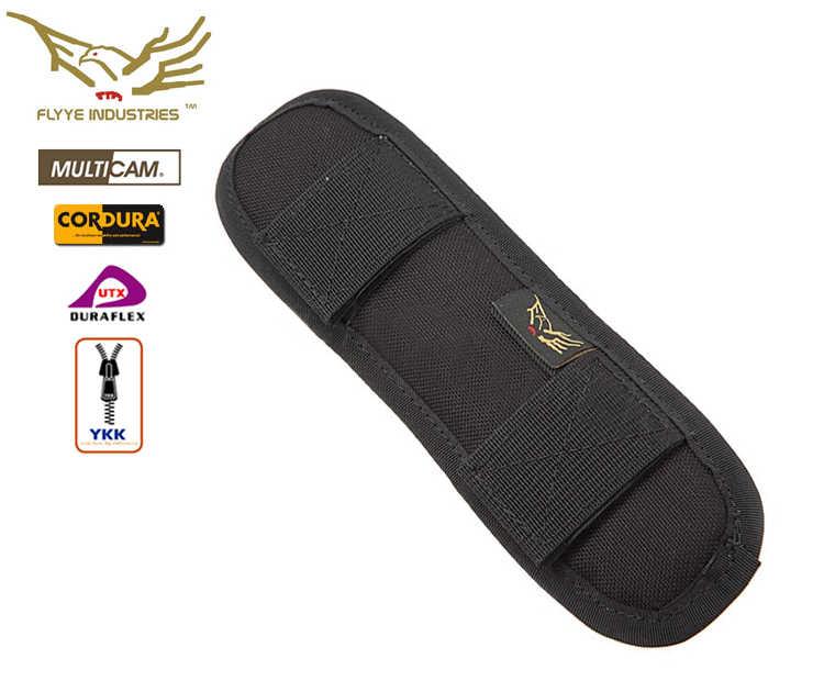 FLYYE 1 piece 1.5 inch Short MOLLE Backpack Shoulder Pad BG-A021